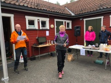 D 17 - 34 Inger Bonden vant Blindevannet rundt og Høgås opp