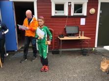 Sivert Erkoll vant Høgås Opp løyperekord