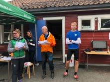 Vinner Fredrik Sandvik H 17 - 34