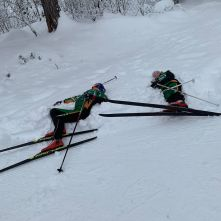 Skisamling Geilo nede for telling
