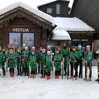 Skisamling høst 22- 24 november 2019 Berger IL Geilo - Vestlia Resort