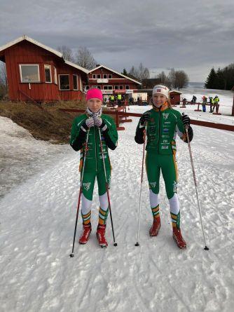 KM Johanna og Eline