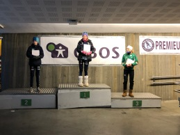 Eline fornyød med 3. plass