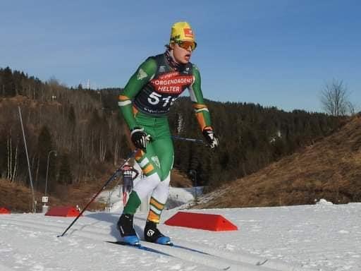 Jørgen Bertram Dyrdahl 10 km klassik Holmenkollen
