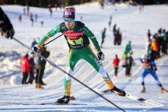 Sivert Ekroll 3. etappe HL stafett Telemark og Vestfold 1. lag